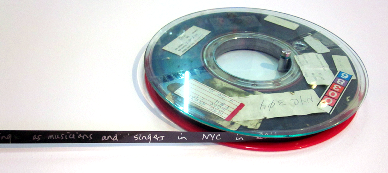 Magnetic Data Tape